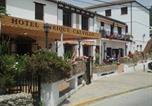 Hôtel Montellano - Hotel Enrique Calvillo-1