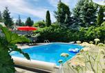 Location vacances  Canada - Nanaimo Pool View Garden house-1