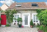 Location vacances Audinghen - Beautiful home in Ambleteuse w/ Wifi and 1 Bedrooms-1