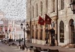 Hôtel Moscou - Grada Boutique Hotel-2