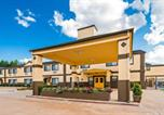 Hôtel Texarkana - Best Western Pineywoods Inn-3