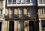 Hôtel Saint-Jacques-de-Compostelle - Pico Sacro Ii Hotel Santiago de Compostela-3