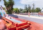 Camping Bord de mer de Port Vendres - Homair - La Chapelle-4