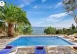 Location vacances Begur - Tamariu Villa Sleeps 6 Pool-1