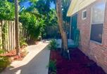 Location vacances Fort Lauderdale - One bedroom apt with private patio near Fort Lauderdale beach-4