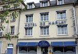 Hôtel Compiègne - Citotel Hôtel De Harlay-1