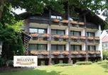 Hôtel Ruhstorf an der Rott - Hotel garni Bellevue-1