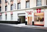 Hôtel Vourles - Hotel des Savoies Lyon Perrache-3