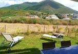 Location vacances Rutali - Apartment with one bedroom in Olmeta di Tuda with wonderful mountain view shared pool enclosed garden 10 km from the beach-2