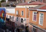 Hôtel Valparaíso - Hotel Da Vinci-4