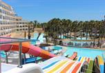 Hôtel Roquetas de Mar - Playasol Aquapark & Spa Hotel-1