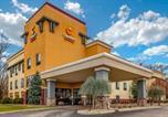 Hôtel Elkhart - Comfort Suites South Elkhart-1