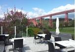 Hôtel Viaduc de Garabit - Hôtel Beau Site-3