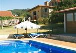 Location vacances Ponte Caldelas - House with one bedroom in Redondela with wonderful mountain view shared pool and enclosed garden 2 km from the beach-2