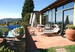 Location vacances Vaglia - Villa with 2 bedrooms in Calenzano with private pool furnished terrace and Wifi-2