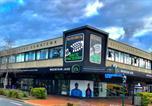 Hôtel Nouvelle-Zélande - Rotorua Downtown Backpackers-1