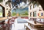 Hôtel Saint-Gervais-les-Bains - Rockypop Hotel (Portes de Chamonix)-4