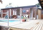 Hôtel Afrique du Sud - Jeffreys Bay Backpackers-1