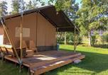 Camping Wangenbourg-Engenthal - Safaritent at Camping Walsheim-1