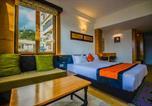 Hôtel Gangtok - Hotel Mist Tree Mountain-2