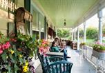 Hôtel Lake Placid - Keene Valley Lodge-1