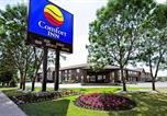 Hôtel Winnipeg - Comfort Inn Winnipeg Airport-3