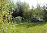Camping avec Site nature Puyravault - Camping La Clé des Champs-1