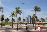 Hôtel Aracaju - Ocean Hotel-4