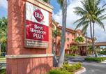 Hôtel Palm Beach Gardens - Best Western Plus Palm Beach Gardens Hotel & Suites and Conference Ct-3