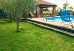 Location vacances Nicolosi - Dependance in villa, Etna, natura, relax-1