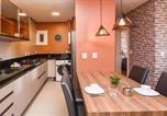 Location vacances Gramado - Rosa Apartamento Centro Loft One 301-2