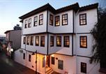 Hôtel Kılıçarslan - White Garden Hotel-1