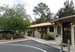 Hôtel Gainesville - Budget Inn - Gainesville-3