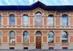 Location vacances Florence - Loft in Palazzo Storico-1