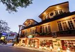 Hôtel Shimla - Hotel Willow Banks-3