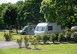 Camping Lyon Eurexpo - Centre de Conventions et d'Expositions - Camping La Trillonnière-2