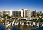 Hôtel San Diego - Sheraton San Diego Hotel & Marina-3