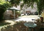 Location vacances  Haute-Saône - Rustic Holiday Home ingray Franche-Comte with Garden-4