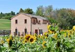 Location vacances Monte San Vito - Casa Montefiore 13 Girasoli-1