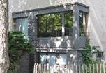 Location vacances Liège - Gîte Au26 côté jardin-côté cour-4