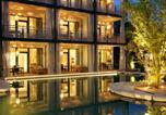 Hôtel Tittmoning - Wellnessgarten-Hotel-1