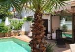 Location vacances la Nou de Gaià - Casa Lina 900 m vom Strand mit Pool-1