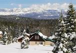 Location vacances Truckee - Quiet Chalet with Big Views - Walk to Tahoe Skiing!-1