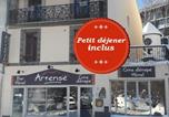 Hôtel Murat-le-Quaire - Gîte d'Etape Artense-1