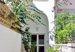 Location vacances  Tunisie - Apartment with one bedroom in Nabeul with shared pool and Wifi 50 m from the beach-1