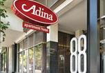 Hôtel Melbourne - Adina Apartment Hotel Melbourne Flinders Street-2