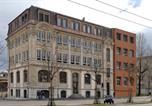Hôtel Consolation-Maisonnettes - Hébergement du Pod-1