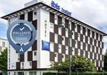 Hôtel Haute Savoie - Ibis budget Thonon Les Bains-1