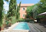 Location vacances Begur - Begur Villa Sleeps 14 Pool Wifi-1