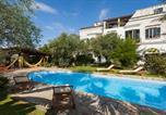 Location vacances Massa Lubrense - Appartamento in Villa con Giardino privato e piscina-1